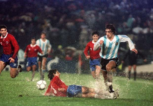 Copa América: Chile nunca ha derrotado a Argentina