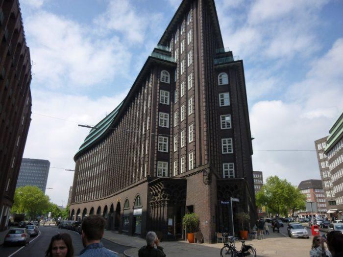Del Toco a Hamburgo: la Chilehaus es parte del nuevo patrimonio mundial de la humanidad