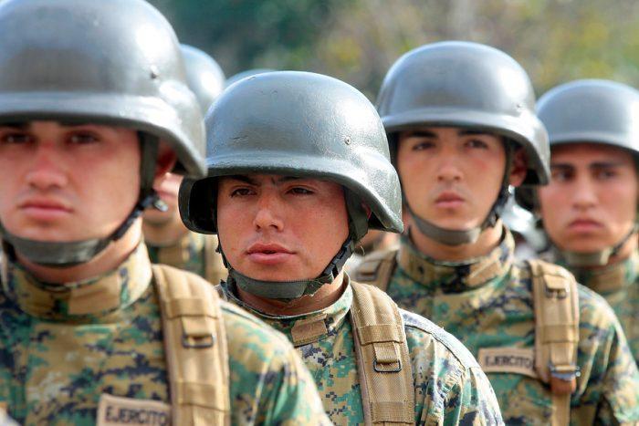 Subsecretario de Fuerzas Armadas sobre el Servicio Militar: