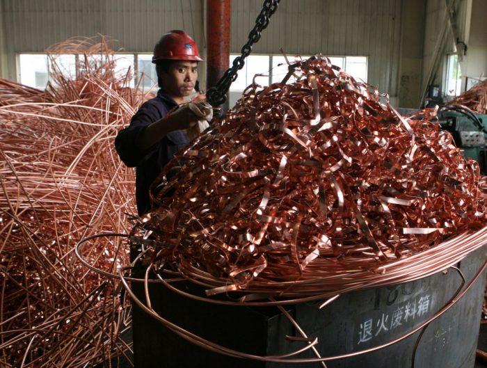 La actividad industrial de China cae en julio tras 4 meses en positivo