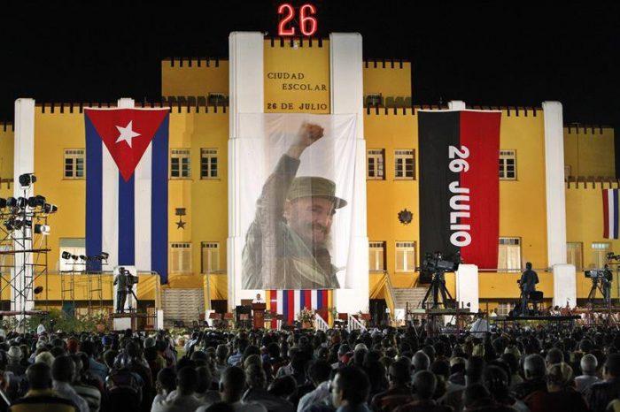 Vicepresidente cubano: