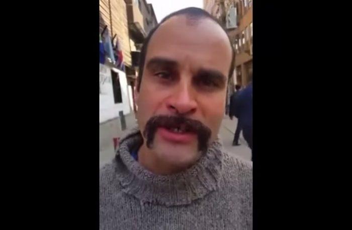 [Video] Carlo de Gavardo envió mensaje a la Roja antes de morir y pronosticó el triunfo de Chile