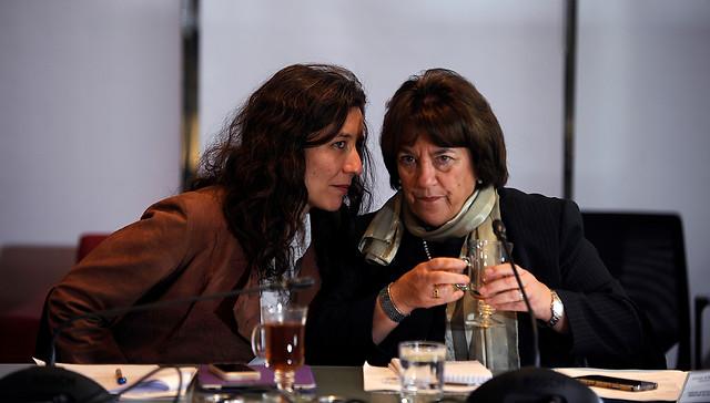 Las cartas que jugó la ministra Delpiano para destrabar el conflicto con los profesores en la nueva mesa tripartita
