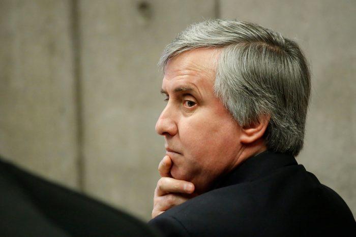 Decisión del SII de no presentar querella hace caer formalización contra ex vicepresidente de RN Claudio Eguiluz