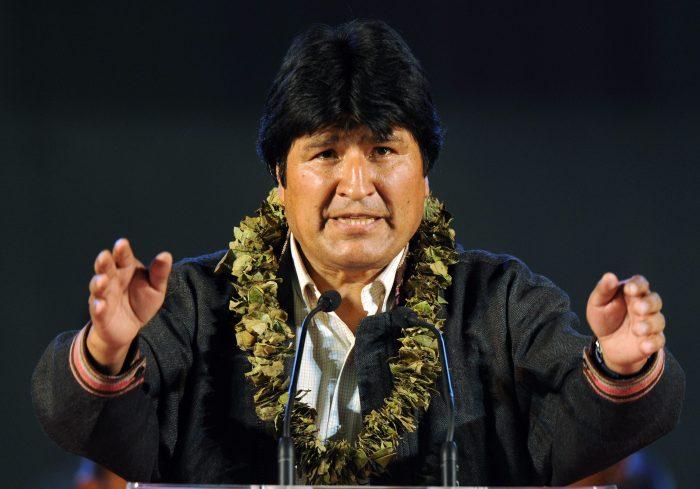 Evo Morales teme un atentado contra vida del Papa porque es