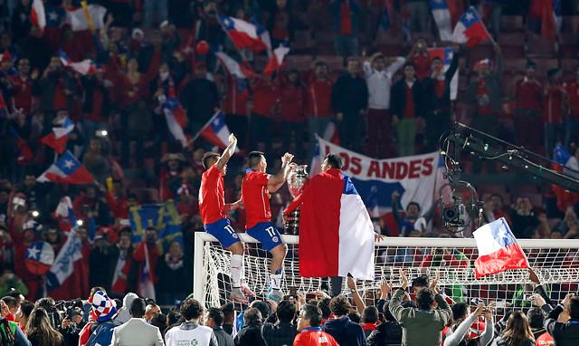 El arresto de Arturo Vidal y otras claves del primer título de Chile en la Copa América