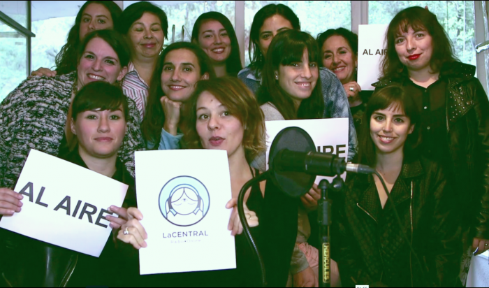 Para públicos exigentes, llega LaCENTRAL, la radio online creada por 12 mujeres