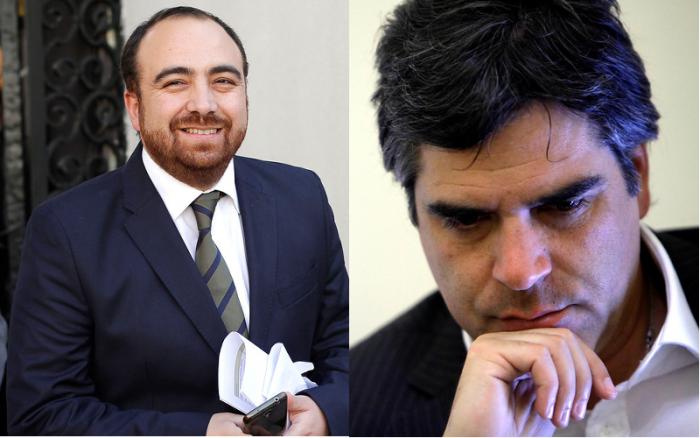 Los pagos del grupo Said a los diputados Fuad Chahin y Gonzalo Fuenzalida