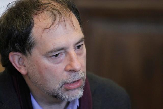 Girardi urge por la reforma educacional: