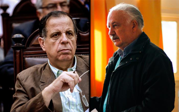 Gutenberg Martínez le refriega a Teillier  los cargos del PC en el Estado: