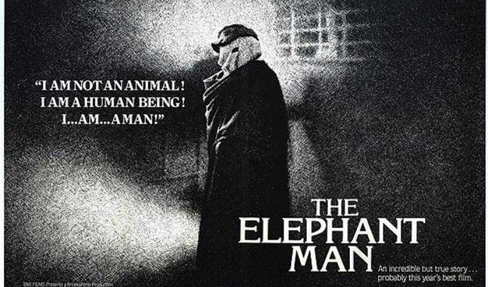 """Película """"El hombre elefante"""" de David Lynch en Cine Arte Normandie, 7 de julio"""
