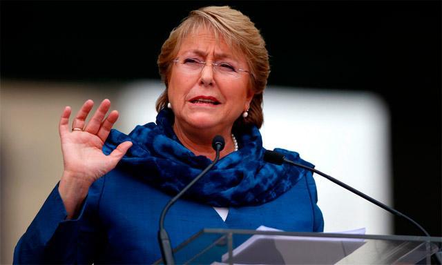 Bachelet prepara cónclave con nuevo gabinete ministerial: Hacienda marcaría la pauta para curso de las reformas