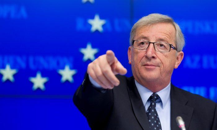 Presidente de la Comisión Europea pide dejar de lado los