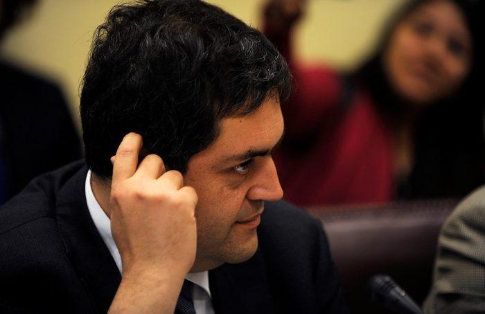Jorratt apunta a reuniones con abogado Samuel Donoso como presiones de Interior para no querellarse contra SQM