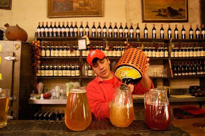 Los mejores bares de Santiago según diario inglés The Guardian