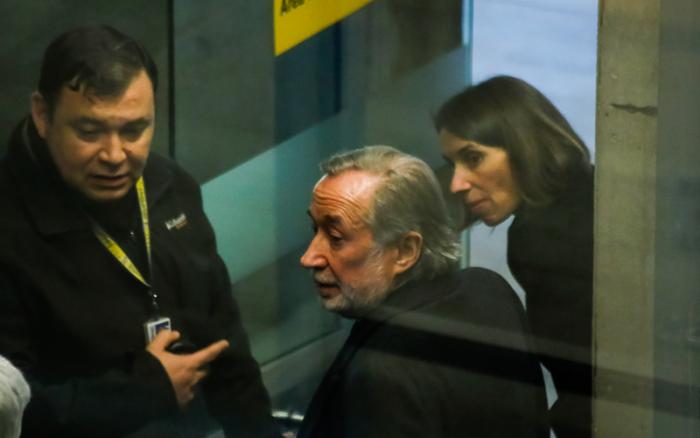 Corte de Apelaciones desecha recurso de abogados y mantiene a Jovino Novoa bajo arresto domiciliario total