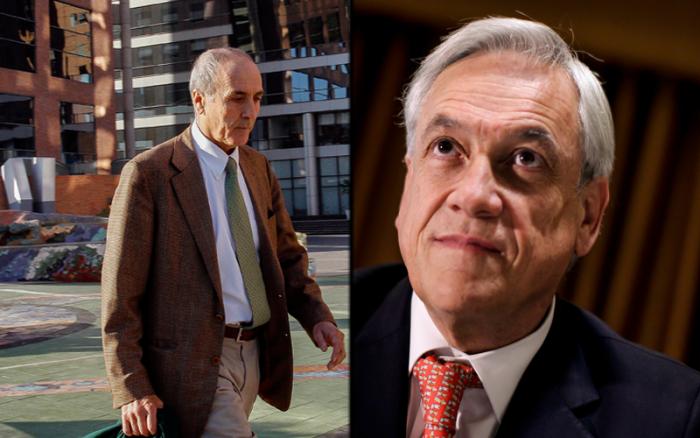 La antigua y fructífera alianza entre Sebastián Piñera y José Cox