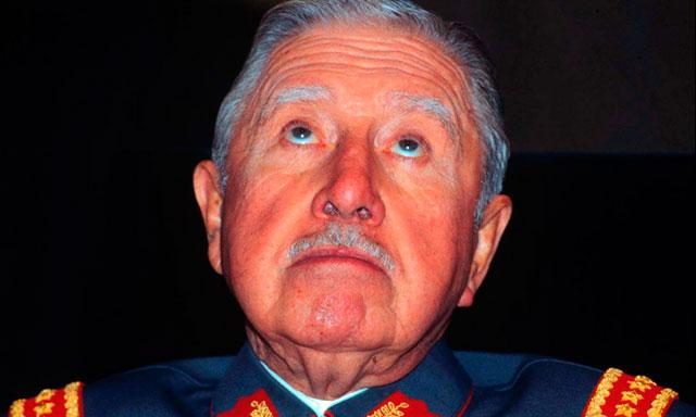 Documentos de EEUU revelan que Pinochet fue el principal encubridor del