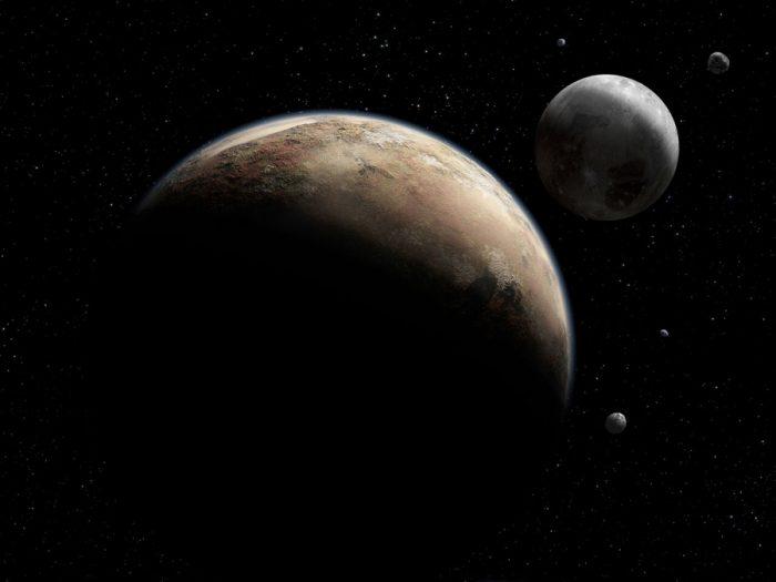 """La """"New Horizons"""" sobrevive con éxito a su histórica aproximación a Plutón"""