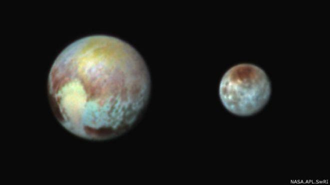 Así fue la histórica aproximación de New Horizons a Plutón
