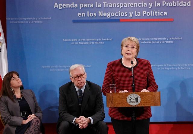 Ciudadano Inteligente publicó las 9 propuestas claves de la Comisión Engel que están en riesgo de no ser ley