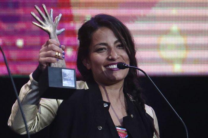 Reconocida en cuatro categorías, Ana Tijoux es la gran ganadora de los Premios Pulsar Chile 2015