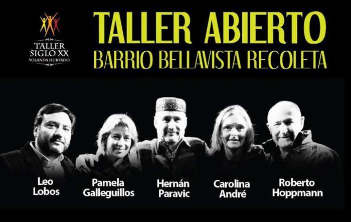 Circuito de Talleres y Espacios de Arte en Barrio Bellavista,1 de agosto