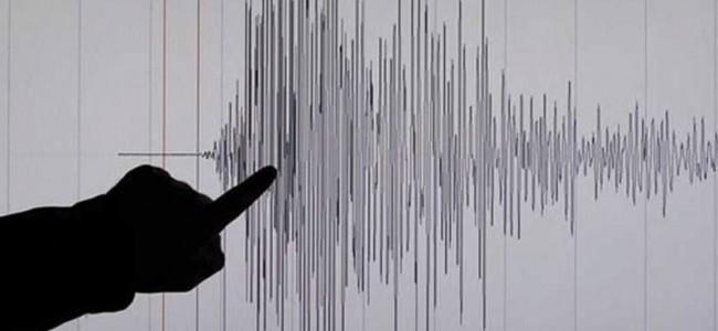 Dos sismos de mediana intensidad se registran en la zona central