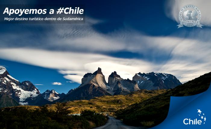 Chile es nominado en nueve categorías de los World Travel Awards
