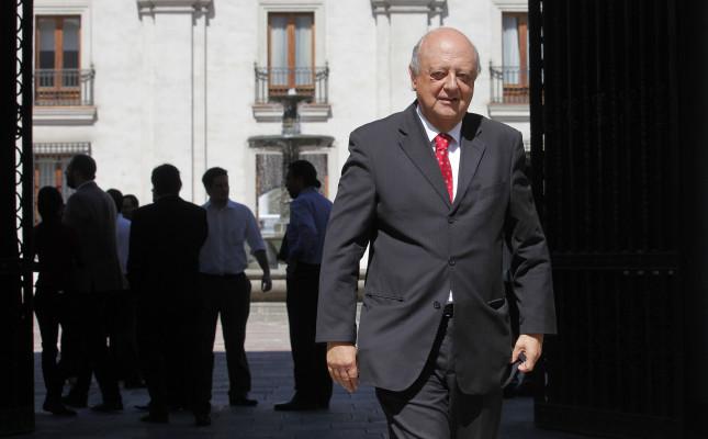 Cumbre del partido del orden despide a Viera-Gallo