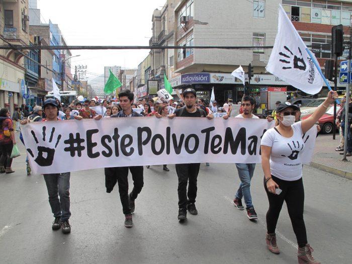 Colegio Médico acudirá a organismos internacionales para denunciar contaminación en Antofagasta