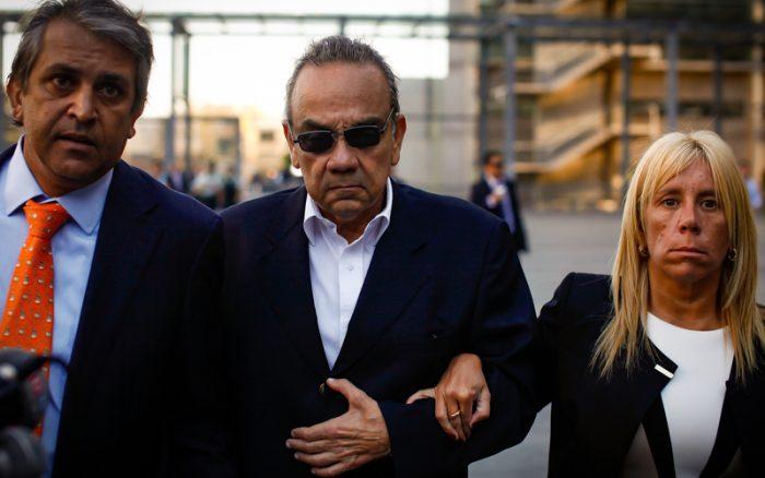 Suspenden juicio abreviado a Hugo Bravo debido a sus problemas de salud