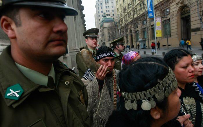 Moreno y Chadwick: la vieja película del policía bueno y malo en la Araucanía