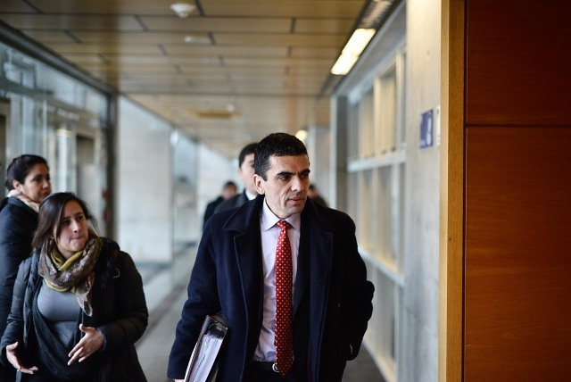 """El """"clan"""" Santander en la mira de la Justicia y con el temido fiscal Gajardo a cargo de la investigación"""