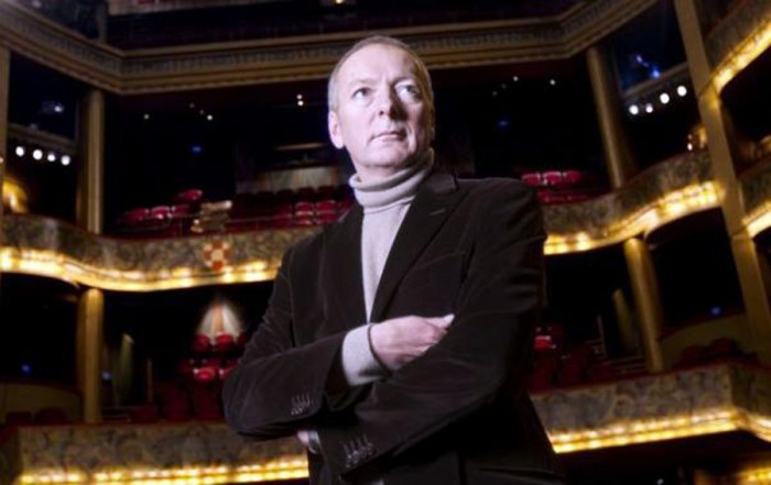 El francés Frédéric Chambert será el nuevo director del Teatro Municipal de Santiago