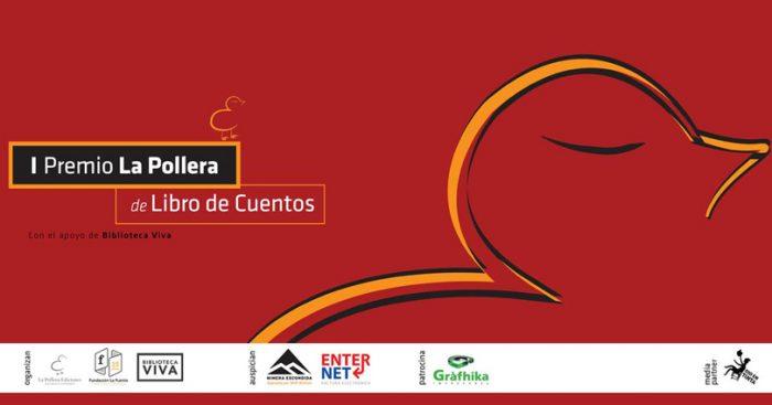 La Pollera Ediciones y Biblioteca VIVA convocan I Premio La Pollera de Libro de Cuentos, versión 2015