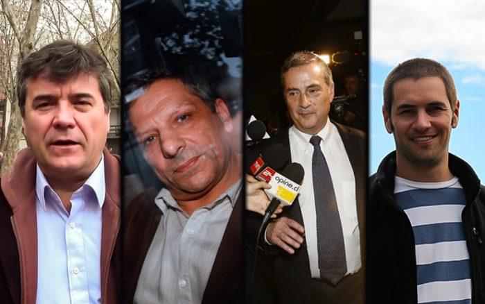 Platas políticas: nueva ola de formalizaciones incluye asesores de Sebastián Piñera y Carolina Tohá