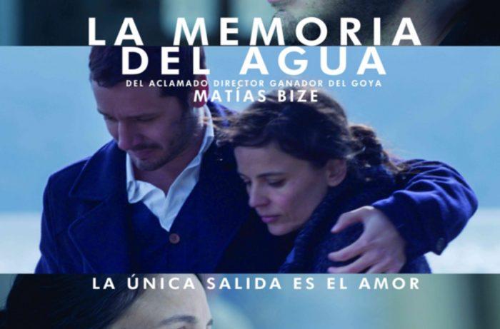 """Pre- Estreno gartuito de """"La Memoria del Agua"""" de Matías Bize en ICEI Universidad de Chile, 13 de agosto"""