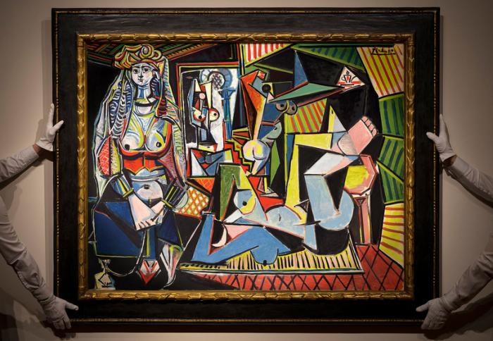 Coleccionistas de arte multiplican actividad en medio de una caída de mercados en busca de liquidez