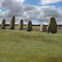 Hallan en Inglaterra un Stonehenge cinco veces más grande que el original