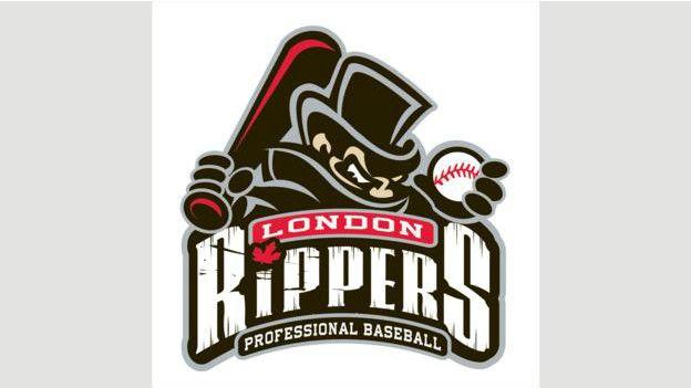El equipo de beisbol canadiense dijo que cualquier conexión con el tristemente célebre destripador de Londres no fue intencional.