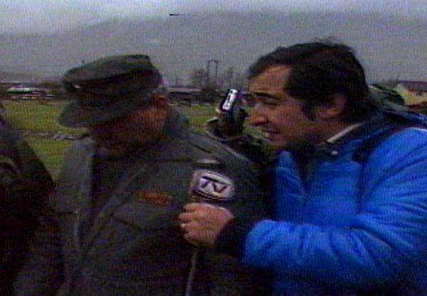 TVN hace su propio mea culpa de cómo manipuló la información durante la Dictadura