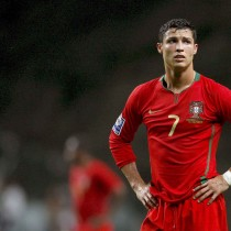Cristiano Ronaldo aspira a
