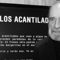 Postulaciones para el taller gratuito de poesía de Raúl Zurita en Facultad de Comunicación y Letras UDP, del 1 al 16 de octubre
