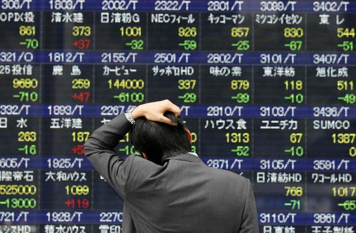 Mercados asiáticos y europeos caen con fuerza tras anuncio de proteccionismo de EE.UU.