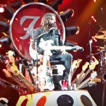[Video] Foo Fighters, Queen y Led Zeppelin juntos con