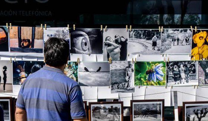 Éxito total: Intervención fotográfica reunió casi 1.500 fotos en la galería urbana más grande de Chile