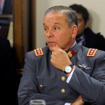 Ministra Rutherford investiga al general (r) Oviedo por