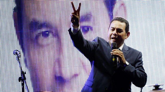 Jimmy Morales, el comediante que gana en primera vuelta las elecciones en Guatemala