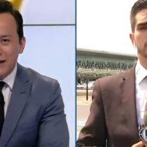 [Video] Periodista de Fox es atropellado mientras despachaba